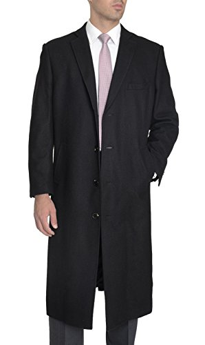 Cashmere Fully Lined Coat - 5