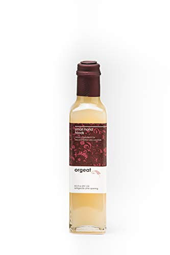 Small Hand Foods Orgeat Syrup - 8.5 oz