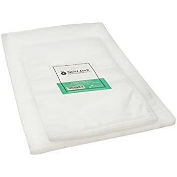 Amazon.com: Nutri-Lock Vacuum Sealer Bags. 100 Quart Bags ...