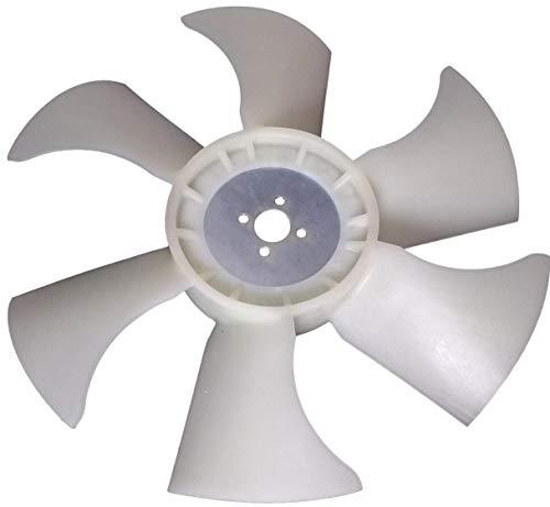 Aftermarket Cooling Fan for Kubota V1505 Engine