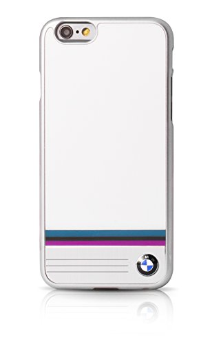 BMW BMHCP6LTSWH Coque pour iPhone 6 Plus/6S Plus Blanc
