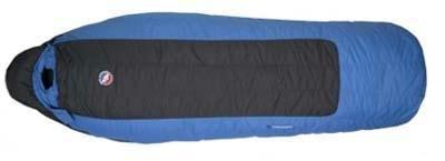 Big Agnes Lost Ranger 15-Degree Sleeping Bags (650 Down fill), Reg Right Zipper, Outdoor Stuffs