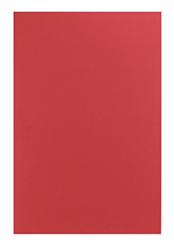 Hygloss Sheets for Crafts Colorful Foam for DIY Arts & Craft, Red, 10 Piece