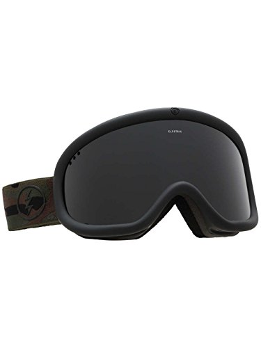 Electric Charger Ski Goggles - Dark Camo / Jet Black
