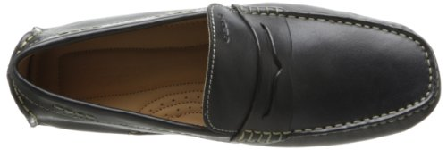 Mocassino Slip-on Geox Uomo Anima 3 Nero
