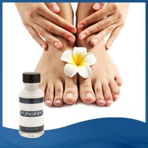 FUNGINIX Finger and Toe Fungus Treatment - Maximum Strength Anti-Fungal Solution, Eliminate Fungal Infections,...