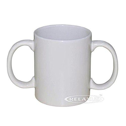 Handled Loving Cup - Dual Handled Mug - 11oz / 325ml