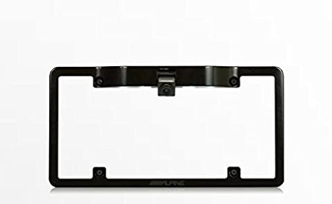 Alpine KTX-C10LP License Plate Mounting Kit (98 Cherokee Stereo Alpine)