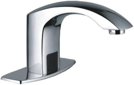 HDD426 Chrome /… Cascada Automatic Hands Free Modern Contemporary Design Sensor Faucet Hot /& Cold
