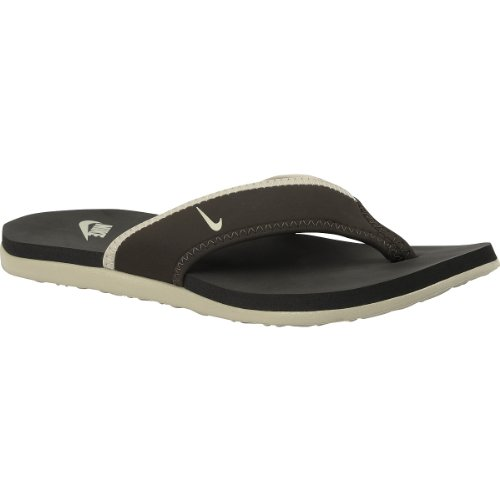 Nike Mens Celso Thong Plus Style: 307812-201 Size: 12 M US,Classic Brown/Classic Brown//Classic Stone
