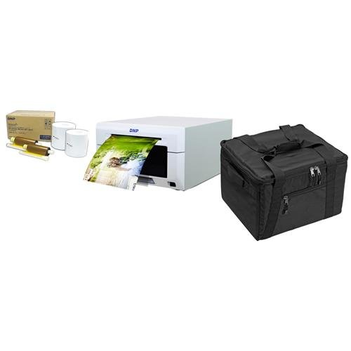 Amazoncom Dnp Ds620a Dye Sub Professional Photo Printer Bundle
