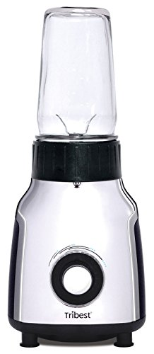 Tribest PBG-5050-A Glass Personal Blender, - Glasses Personal
