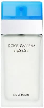 Light Blue para mujer estuche – 100 ml Eau de Toilette Vaporizador + 100 ml Crema Corporal + 100 ml Gel de Ducha: Amazon.es: Belleza