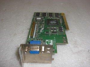 (Compaq Genuine ATI Rage Pro 2X NLX 8MB Turbo AGP Graphics Card with Short NLX Bracket Only - Refurbished - 401271-001)