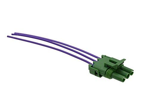 Michigan Motorsports TPI MAP Sensor Connector Pigtail 1-Bar 93-97 GM Repair Connector Wire Fits Camaro Firebird LT1 LT4 etc