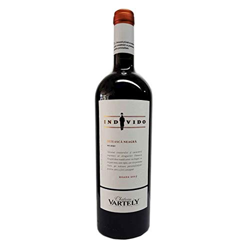 1x INDIVIDO red wine Feteasca Neagra from Chateau Vartely 0.75l 14% alcohol vintage 2015 from Moldova by Chateau Vertely (Image #1)