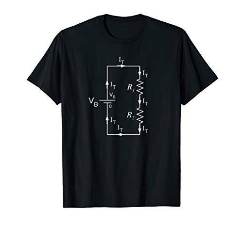 Physics Shirts   OHMS LAW Electrical Engineering and Math