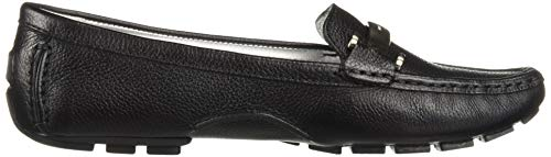New West Joseph Driving Womens Black Grainy Style York Loafer Village Leather Marc 5Xx6wx