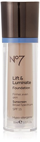 BOOTS No7 Lift & Luminate Foundation Deeply Beige