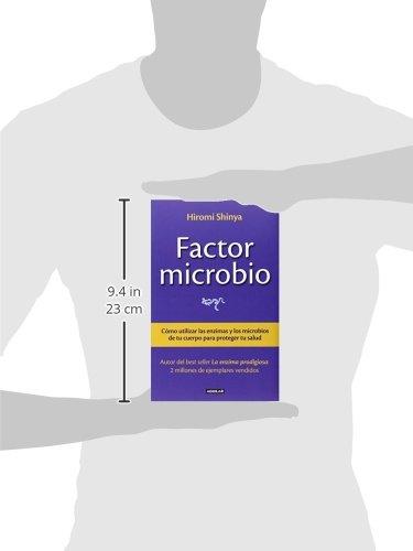 El factor microbio y las enzimas sanadoras (Spanish Edition ...
