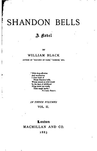 Shandon Bells, A Novel ()