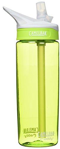 CamelBak Eddy Water Bottle, Limeade.6 L
