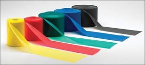 Thera-Band Resistance Bands - 50 Yards, X-Heavy, Blue by TheraBand