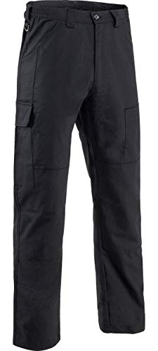 Men's Cargo Work Pants Water Resistant Rip Stop Operator Tactical Outdoor Pant (Pro Cargo)