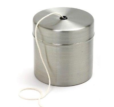 Stainless Steel Holder & Butchers Cotton Twine String Meat Trussing