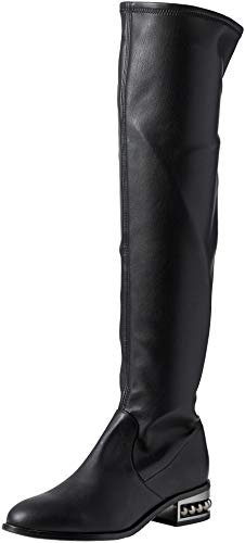 PEDRO Negro Bottes MIRALLES Negro Hautes Femme 24202 Noir qwPqTZ0r