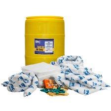 SPC SKO-55 55 Gallon Drum Spill Kit-Oil Only by Brady SPC