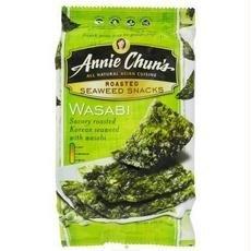 Annie Chuns Seaweed Snk Wasabi