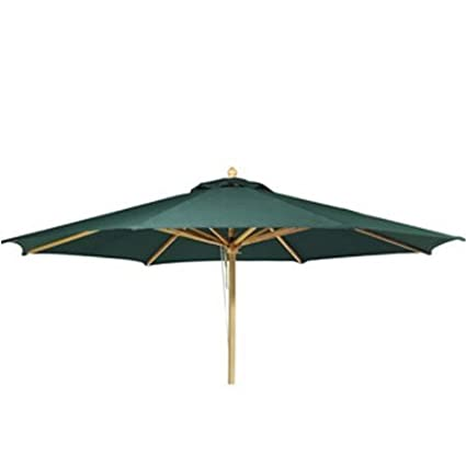 8 FT   Umbrella Canopy Replacement Green