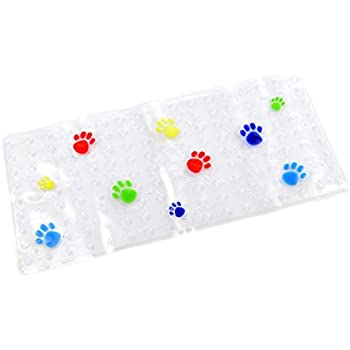 Amazon Com Abele R Paws Baby Kids Safety Tub Shower Non