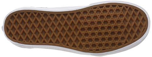 Zapatillas Canvas Mujer Vw2 metallic Gris Leopard Drizzle Para Vans Platform Ward tEqFxO