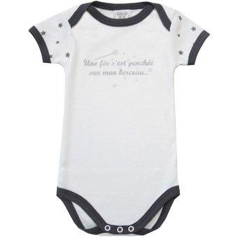 Body manches courtes Mixte Fée 6 mois  Amazon.fr  Vêtements et ... a053947e15b