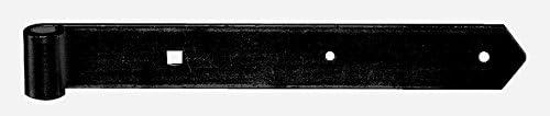 2 St/ück schwarz Pollmann Baubeschl/äge 1065003 Ladenband Rolle /Ø 13 mm x 500 mm