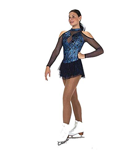 Jerry's Ice Skating Dress - 230 Indigo Ink Dress (Blue, Size AS)
