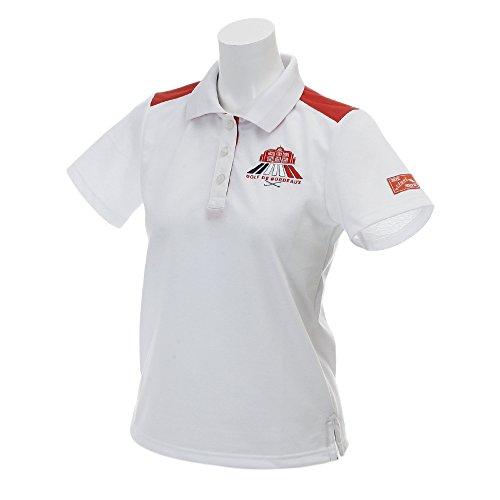 クランク(クランク) ボルドーポロ (レディース半袖ポロシャツ) MC6S-LBS OW 半袖