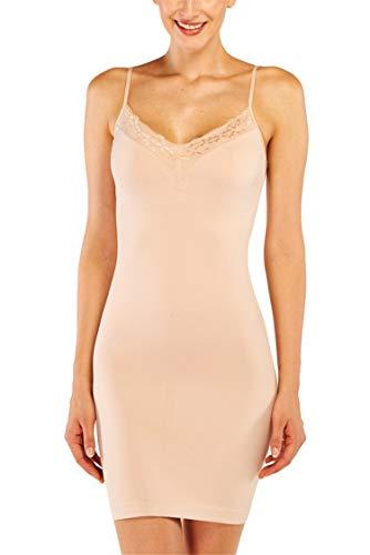 Franato Womens Control Full Slip Dress Shaperwear Slim Body Shaper Smoother