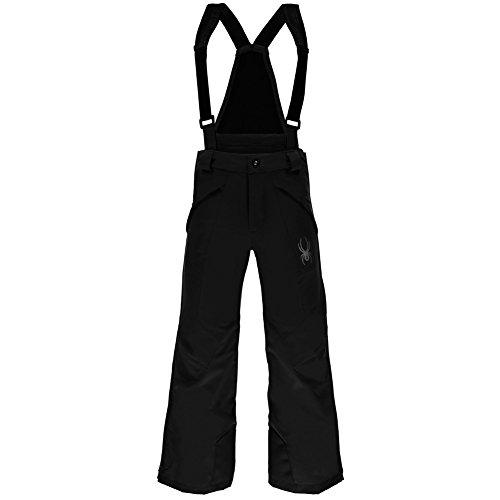 Spyder Boys Force Plus Pants, Size 20, Black by Spyder