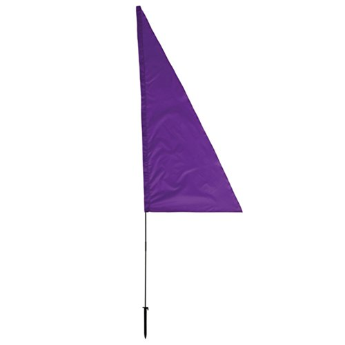In the Breeze Banner on The Go, Purple