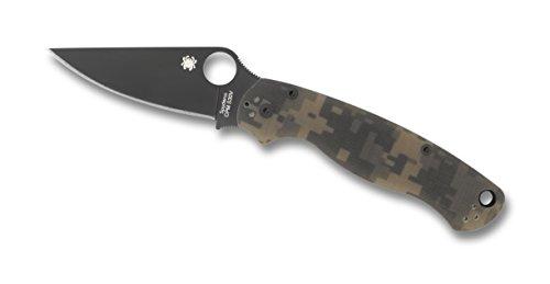 Buy spyderco paramilitary 2 g-10