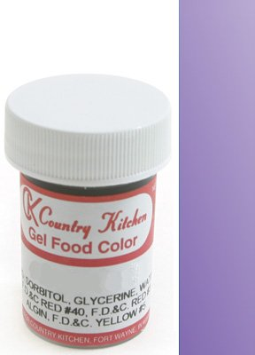 Violet Food Paste Coloring