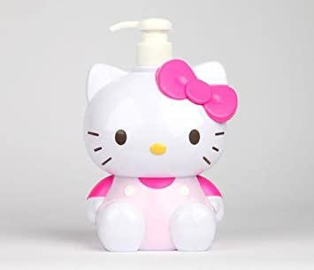 Hello Kitty Strawberry Collection:Soap Dispenser Photo Gallery