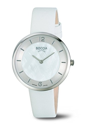 3244-01 Boccia Titanium Ladies Watch