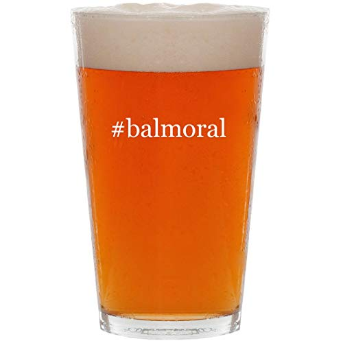 #balmoral - 16oz Hashtag All Purpose Pint Beer Glass