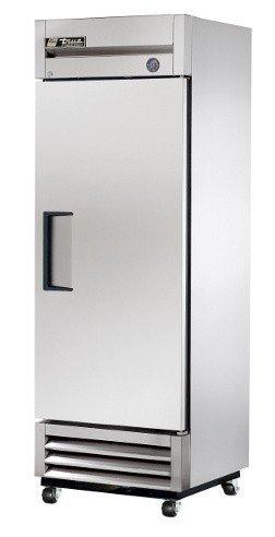 True Mfg T-19FZ, Zero Degree, 1 Door, 19 cu ft Reach-In Freezer