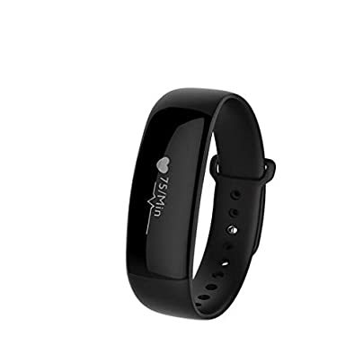LL-Smart Wristband Pedometer Heart Rate Blood Pressure Smart band Fitness Bracelet Activity Tracker Estimated Price £46.00 -