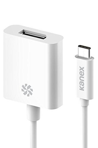 Kanex USB-C a DisplayPort Adaptador con 4K Support 8.25 Inch